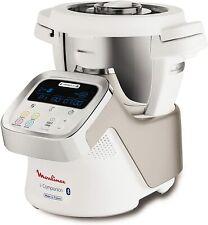 Moulinex HF9001 i-Companion Multikocher Küchenmaschine mit Kochfunktion B