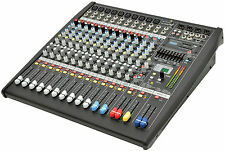 Studio Grade 12-Channel Mixing Console