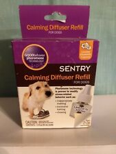 Sentry Calming Diffuser Refill for Dogs Lavender Chamomile Fragrance 1.5 fl oz