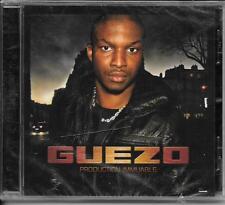 CD ALBUM 13 TITRES--GUEZO--PRODUCTION IMMUABLE--2009--NEUF
