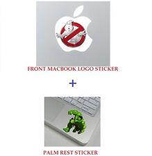 "Ghostbusters Macbook LOGO and Hulk Sticker Macbook Air/Pro/Retina 11""12""13""15""17"