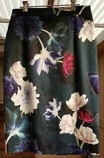 JACQUI E - Floral Fully Lined Pencil Skirt - Size 10 - BNWT  RRP $99.95