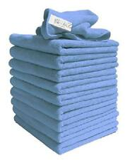 10 Pack Microfiber Cleaning Cloths Reusable car Washing Home Duster Rouge XL Set