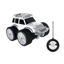 The Black Series Radio Controlled Amphibious White Vehicle Land & Water 4x4