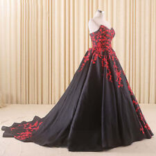 Custom Appliques Prom Quinceanera Dresses for 15 Years Formal Wedding Ball Gowns