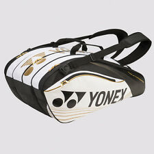 YONEX 9 Tennis/12+ Badminton Pro Thermal Racquet Bag 9629EX, White