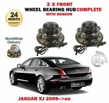 FOR JAGUAR XJ6 3.0D 2.0 3.0 5.0 2009--> 2 X FRONT WHEEL BEARING HUB KIT XR855936