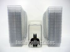 MINI BLISTER CASE LOT OF 50 Action Figure Display Protective Clamshell X-SMALL