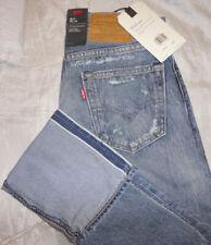$148 NWT Levi's Men's Premium 511 Slim Selvedge Distressed Jeans 045112975