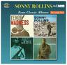 "Sonny Rollins ""Four Classic Albums"" (Tenor Madness, Way Out West, Bridge, etc)"