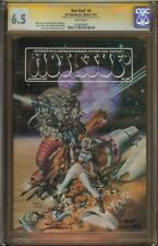 Hot Stuf' #6 CGC 6.5 Signature Series Signed STEVE FASTNER & RICH LARSON