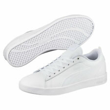 PUMA White Athletic Shoes for Women for