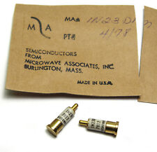 3 GHz Punto di silicio contatto Diodo//MISCELATORI Diodo 1n21b//1n21 B//1 N 21 B