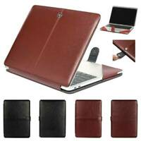"""PU Leather Case Cover For MacBook Air Pro 13 inch 2020 A2237 A2338 13.3"""" Laptop"""