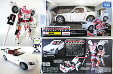 Takara G1 Transformers BT 21 Bintaltech Arcee Honda S2000 MIB Sold as seen