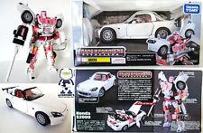 Takara G1 Transformers BT 21 Bintaltech Arcee Honda S2000 MIB Sold as seen