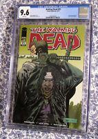 The Walking Dead #92 CGC 9.6 1st full appearance Jesus Kirkman Adlard Rathburn