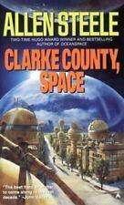 Clarke County, Space by Allen Steele PB new