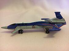 Vivid Imaginations Captain Scarlet Spectrum Passenger Jet diecast vehicle 1993