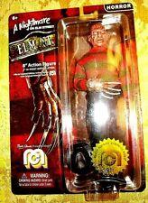 Mego 8 inch  Action Figure Freddy Kruger Nightmare on Elm Street MINT ON CARD