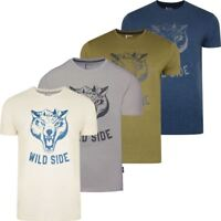 DARE 2B WILD SIDE SHORT SLEEVE TEE MENS CASUAL FIT COTTON T-SHIRT