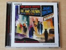 James Brown/Live at the Apollo/2004 CD Album