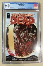Walking Dead #27 1st Governor CGC 9.0