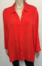 Long Sleeve Plus Size Maggie T Tops & Blouses for Women