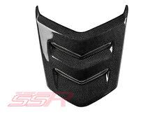 Suzuki B-King Rear Tail Passenger Seat Cowl Panel Cover Fairing Carbon Fiber