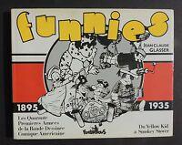 Collection Copyright. FUNNIES 1895 - 1935. Futuropolis 1984. ex. numéroté