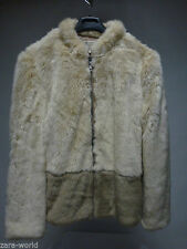 Zara Hip Length Faux Fur Coats & Jackets for Women