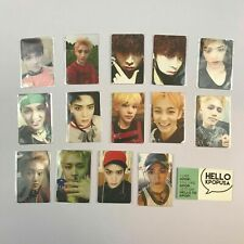 NCT127 SMTOWN MUSEUM Artist Album Photocard - NCT127
