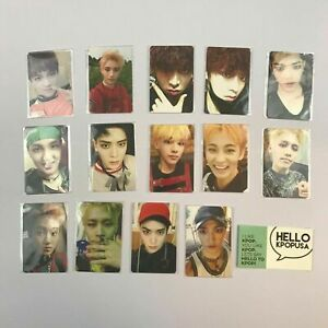 NCT127 SMTOWN MUSEUM Artist Album Photocard - NCT127