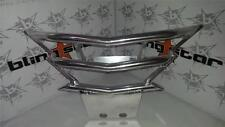 Blingstar Special Edition XC Dune Front Polished Bumper Can Am DS 450 All Years