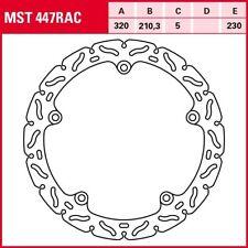 TRW / Lucas DISQUE DE FREIN AVANT MST447RAC avec ABE POUR HONDA NC 700 750