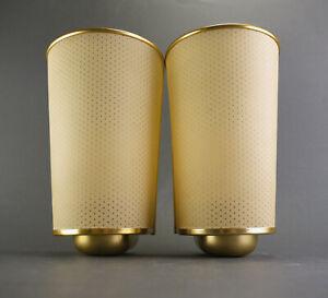 Mid Century ERCO Wall SCONES Lamps MODERN vintage streamline atomic Eames ERA