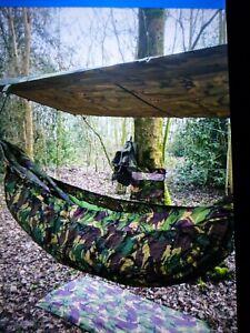 Hammock quilt shield full length