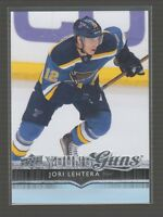 (63524) 2014-15 UPPER DECK JORI LEHTERA #241 Young Guns RC