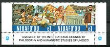 Niuafo'ou - Vereinigung für Geschichte 1996 (postfrisch / ** / MNH)