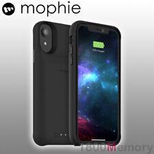 mophie iPhone XR 2000mah Wireless Charging Battery Case Black Lightweight Comp