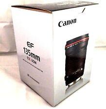 New CANON EF135mm F2 L USM Lens