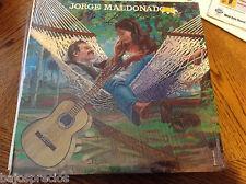 RARE salsa LP Jorge Maldonado PUGILATO yo tengo pena CHOFER NO PARAGUERO SI