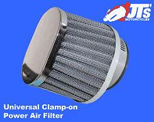Mâchoire universelle sur power filtre à air off set 39mm Yamaha SR125 Custom tambour 91