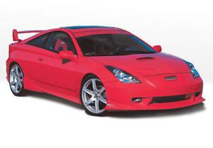 2000-2002 Toyota Celica W-Typ Urethane 4Pc Complete Kit