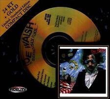WALSH JOE  But Seriously, Folks 24 KT GOLD CD Audio Fidelity NEW