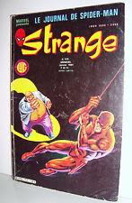 STRANGE N°169 MENSUEL JANVIER 1984 LUG COLLECTION STAN LEE