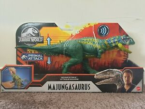 Jurassic World - Sound Strike Majungasaurus *NEW*