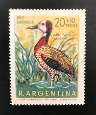 Argentina Scott #B52 - Birds, Child Welfare