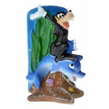 LM Penn Plax Goofy & Dolphin Resin Ornament - 1 count