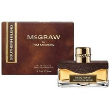 SOUTHERN BLEND Tim McGraw 1.0 oz 30 ml Men Cologne EDT Spray New In Box